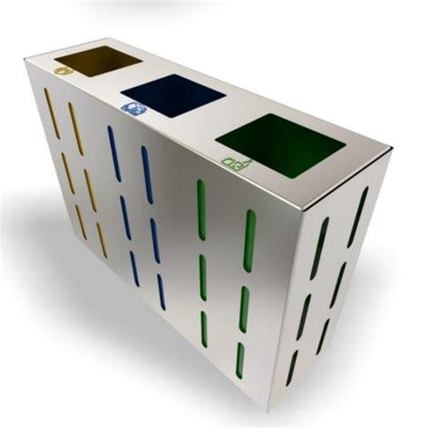 contenitori raccolta differenziata ufficio contenitore raccolta differenziata a tre settori h24105