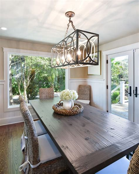 How Big Should My Dining Room Light Fixture Be 25 Best Ideas About Dining Room Lighting On