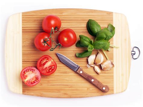 cooking board how to clean and disinfect a wooden cutting board food