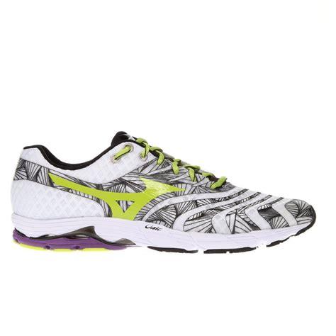 sayonara running shoe wave sayonara road running shoes white limepunch black