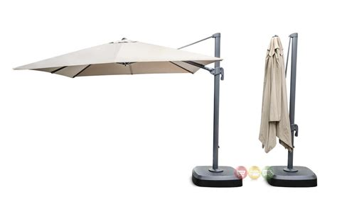 Waterproof Patio Umbrellas Larpa Outdoor Patio Umbrella Collapsible And Adjustable Sunshade