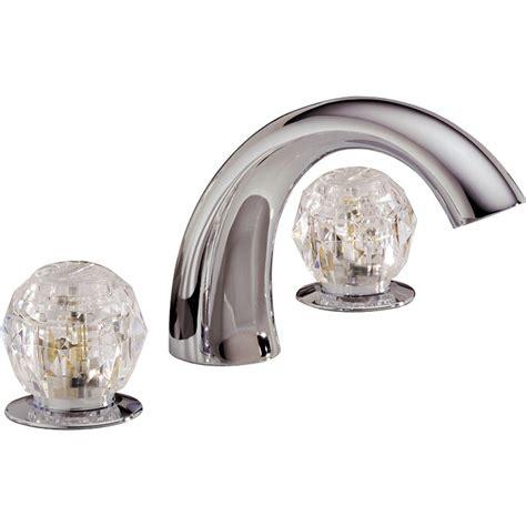 Attractive Deck Mount Kitchen Faucet #5: Chrome-delta-roman-tub-faucets-2705-64_1000.jpg