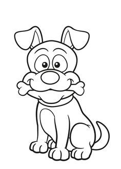 coloring   print dogs pets animals coloring