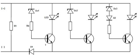 Lu Led Motor 4 Mata resistor untuk led kecil 28 images rangkaian led tanpa