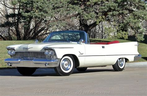1958 chrysler imperial 1958 chrysler imperial convertible mopar for