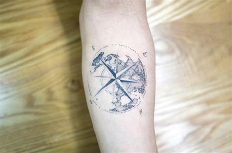 tattoo compass world this year s 60 most amazing tattoo designs for men