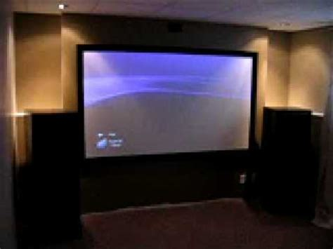 cerwin cls 215 home theatre room