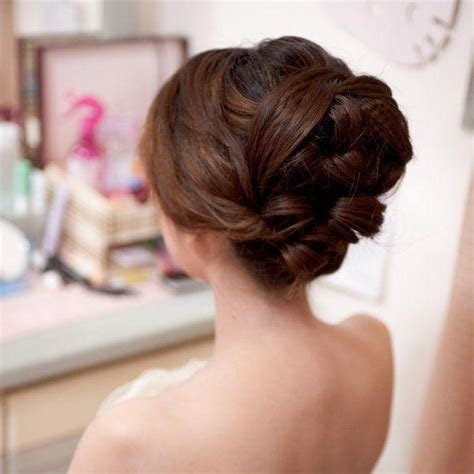 Wedding Hairstyles For Asian by Asian Wedding Hairstyles For Hair 15 Best Of Asian