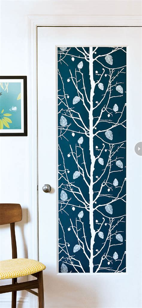 style at home 7 stylish diy wallpaper projects style at home