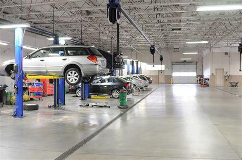 Parking Garage Design Layout tacoma subaru car repair amp auto service schedule service
