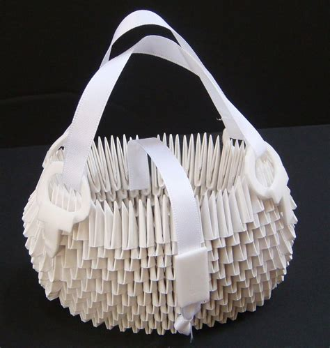 Buy 3d Origami Pieces - 3d origami purse by sabrinayen on deviantart