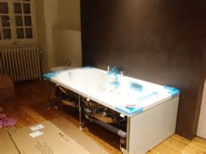installation spa baignoire baln 233 o am 233 nagement de la