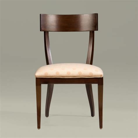 modern klismos chair modern glamour klismos side chair traditional dining chairs