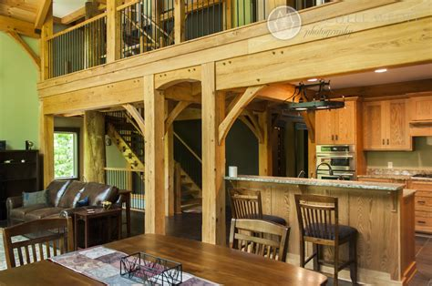Post And Beam House Plans Floor Plans Log Homes And Timber Frames Custom Woodcraft Builders