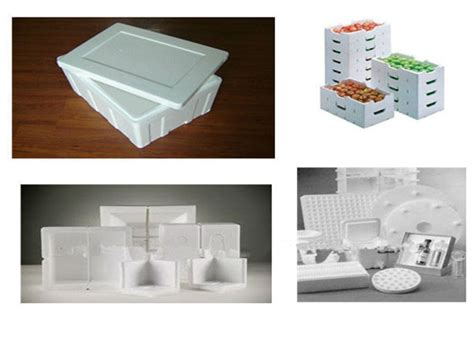 Sterofoam Box Package eps compactor intco eps recycling greenmax compactor machine