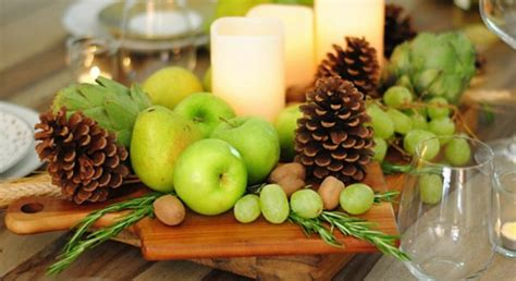 edible centerpiece add a twist to your table with an edible centerpiece