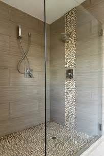 ideas for walk shower smart home decorating bathroom feature tile design