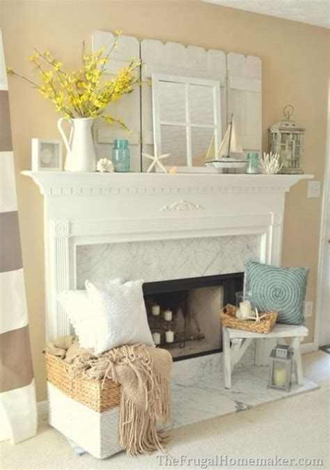 mantle decor 53 beautiful beach mantle decor ideas comfydwelling com