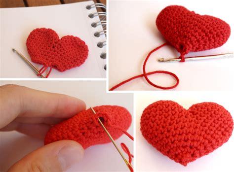 Maille Serrée Au Crochet by Maille Le Crochet C Est Pas Ringard Coeur Au