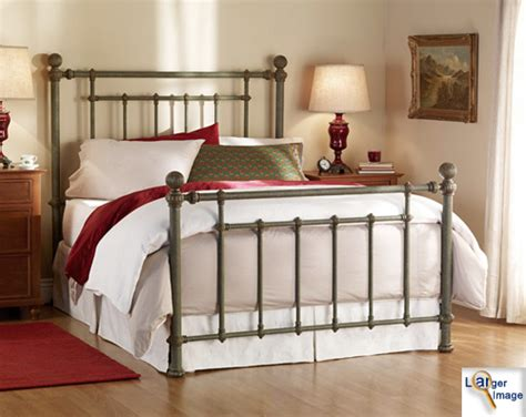 revere bed iron beds the american iron bed co revere iron bed