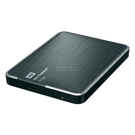 Hardisk External Wd Passport 500gb external hdd my passport edge wd 500 gb usb 3 0