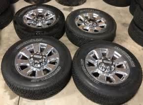 2017 oem factory ford f250sd platinum 20 inch f 250 wheels