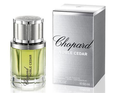 Parfum Nevada new fragrance chopard noble cedar