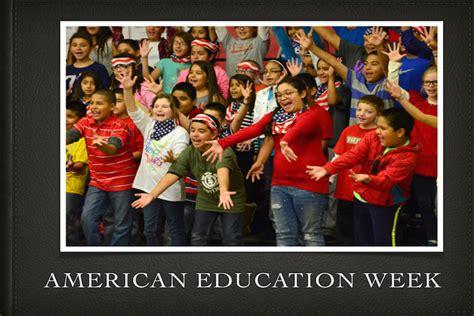 themes for american education week american education week hobbs municipal schools