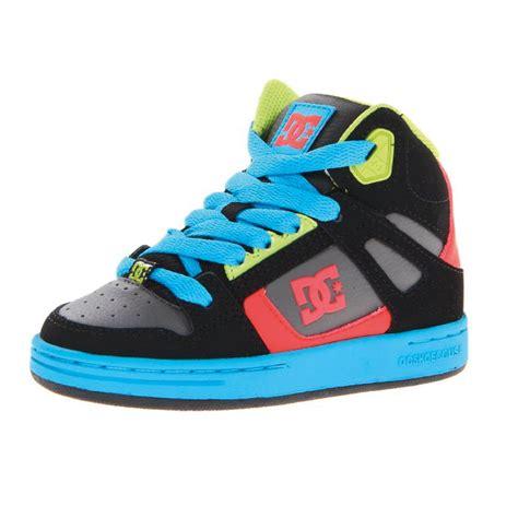 dc rebound skate shoe kid big kid world