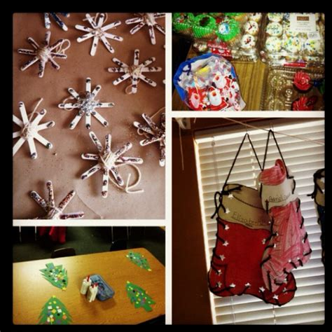 christmas classroom crafts creative fun pinterest