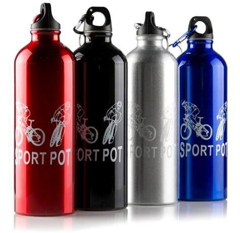 Botol Minum Kartun 500ml Dengan Karabiner botol minum olahraga aluminium 750ml dengan karabiner blue jakartanotebook