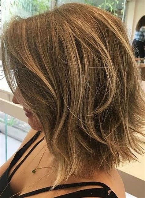 shaggy lob gorgeous long bob hairstyles in 2018 cute lob cuts
