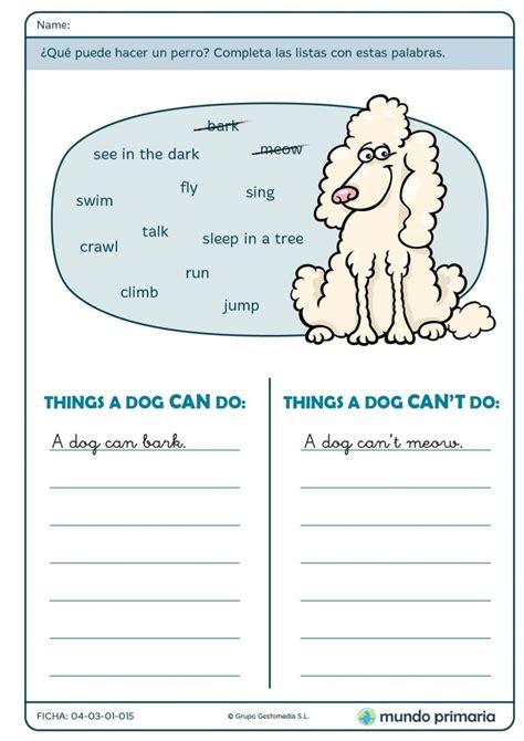 responde a las preguntas in english fichas para imprimir para ni 209 os de primaria ejercicios