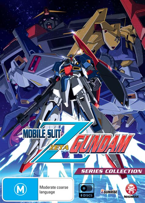 mobile suit z gundam mobile suit z gundam series collection dvd buy now