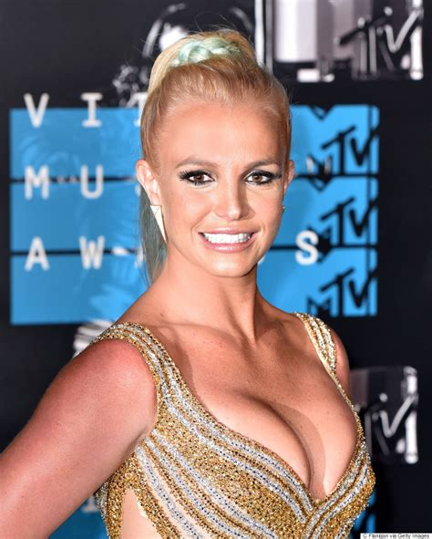 Britney Spears Looks Healthy, Happy And Gorgeous With Her ... Britney Spears