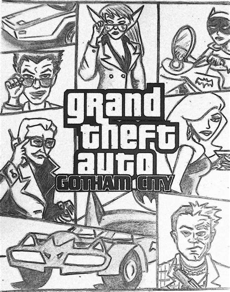 free coloring pages of gta 5