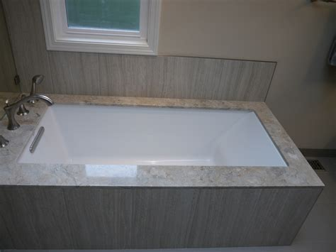 undermount bathtub tub gallery