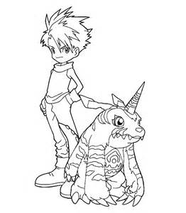 digimon coloring pages digimon tamers coloring pages coloring home