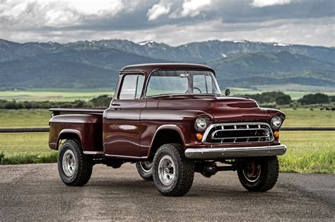 of trucks split personality the legacy trucks 1957 napco