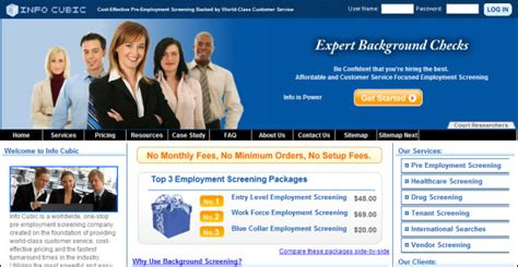 Info Cubic Background Check Top 5 Background Check Companies And Services