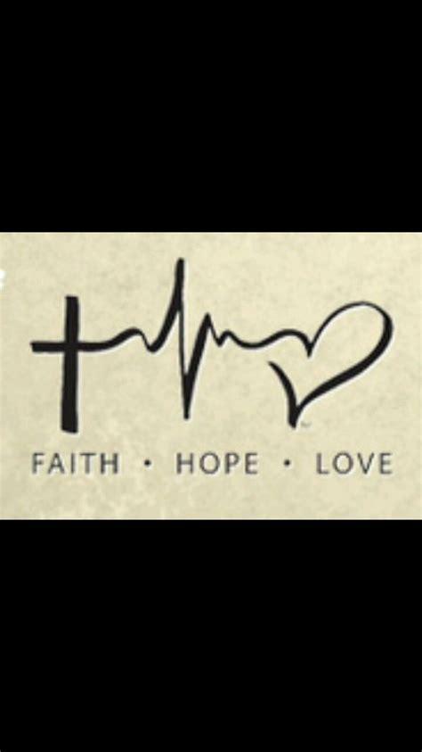 hope symbol tattoo faith tats tattoos faith
