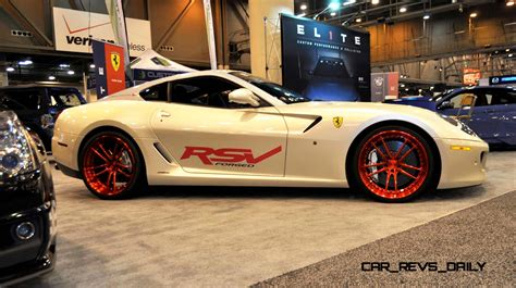 houston show houston auto show tuners rsv forged wheels hoosier drag mustang gt and adv1 911 gt3