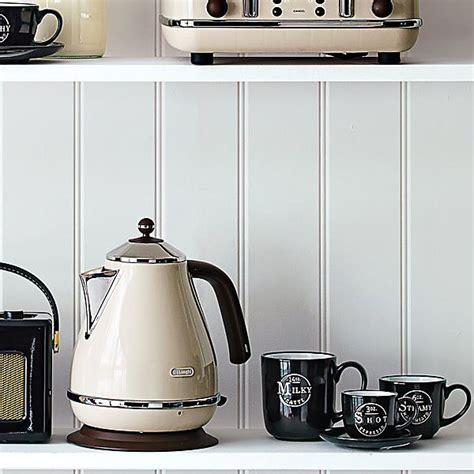 delonghi kbovbg icona vinatge cream kettle  kw