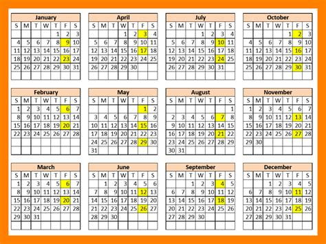 9 2018 Bi Weekly Payroll Calendar Pay Stub Format 2018 Biweekly Payroll Calendar Template