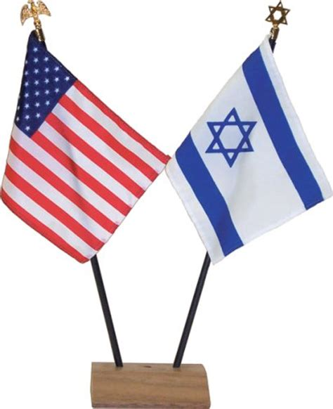 Premium U S Israel And Premium U S Israel And Maryland 4x6 Quot Desk Flag Sets Crw Flags Store In Glen Burnie Maryland