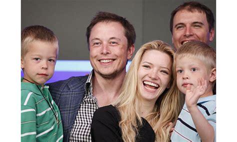 elon musk justine wilson elon musk family celebrity family