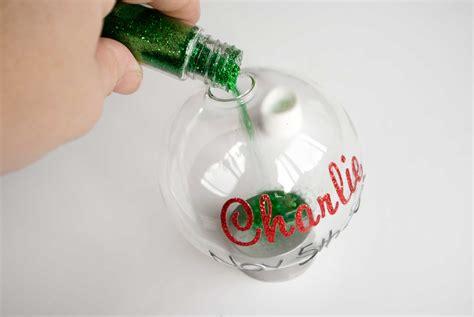diy keepsake christmas ornament for baby project nursery