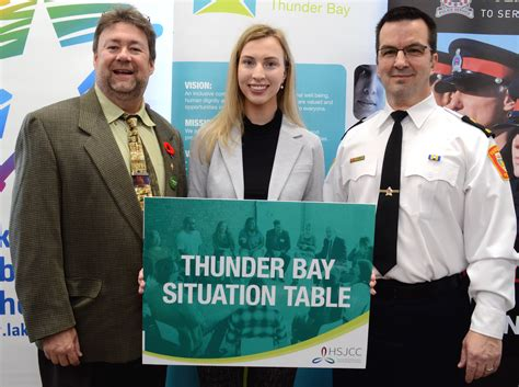 Resume Help Thunder Bay Thunder Bay Situation Table Officially Launched Thunder Bay Service