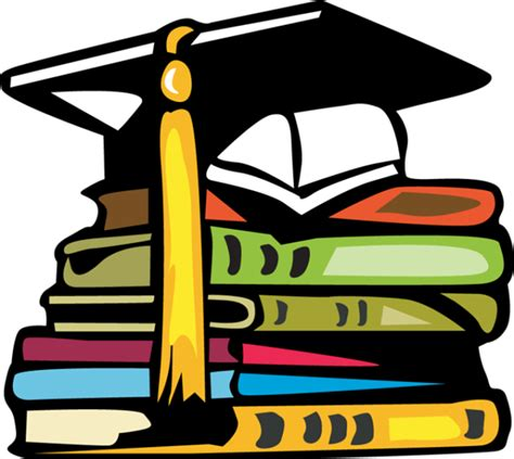 college clipart graduation clipart school book pencil and in color