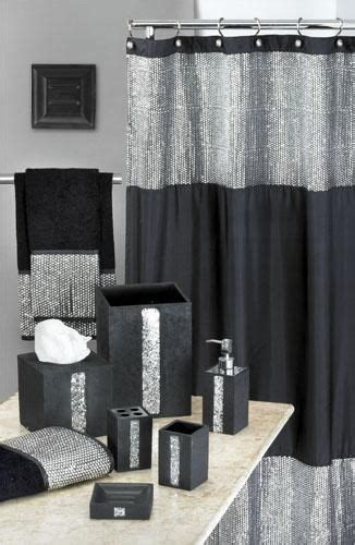 black and gold bathroom set best 25 black shower curtains ideas on pinterest black bathroom decor silver